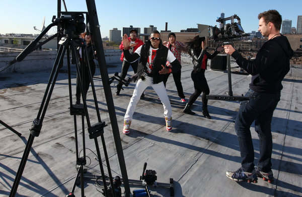 Chicago Music Video Director John Gress R&B Hip-Hop of photography on location hottest best