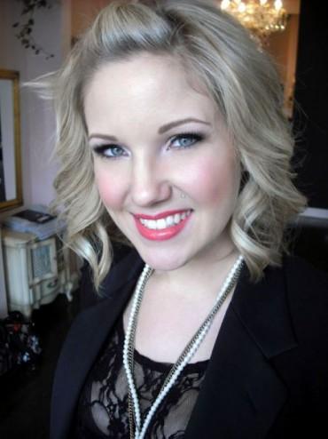 Hairstylist Kelly Ann Tracy