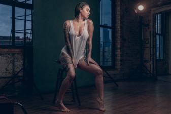 Chicago boudoir photographer