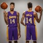 Los Angeles Lakers rookie Brandon Ingram poses for Chicago Photographer John Gress