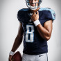 Tennessee Titans rookier quarterback Marcus Marriota poses for a portrait in Los Angeles for Chicago Photographer John Gress