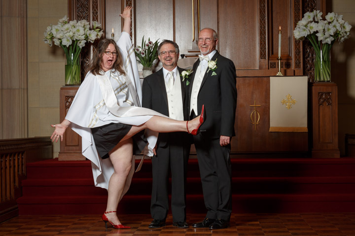 Chicago Illinois Illinois LGBT Wedding Photographer portrait