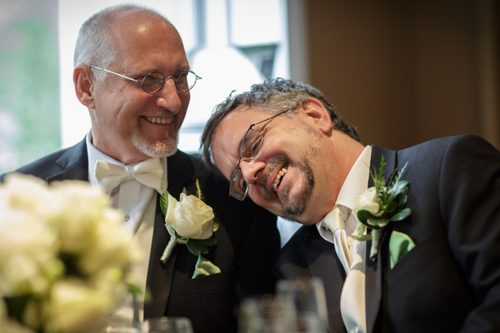 Illinois LGBT Wedding Photographer captures gay grooms