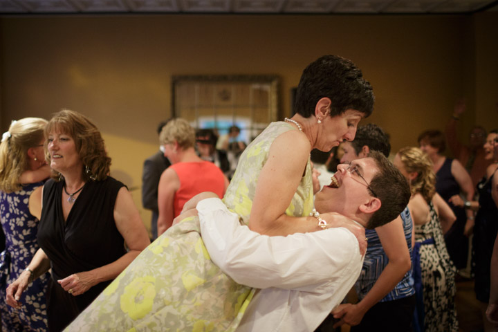 Roughhousing captured by Illinois LGBT Wedding Photographer