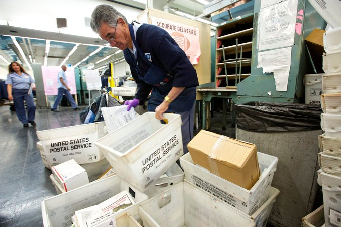 Postal Service Discloses Major Theft of Its Employees' Personal Data