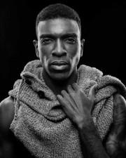 Chicago portrait photographer model headshot