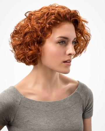 redhead headshot by chicago portraait photographer