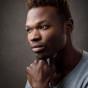 Black Chicago Model headshot photography
