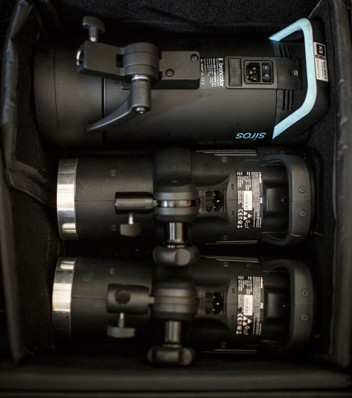 Review of the Broncolor Siros S and the Profoto D1