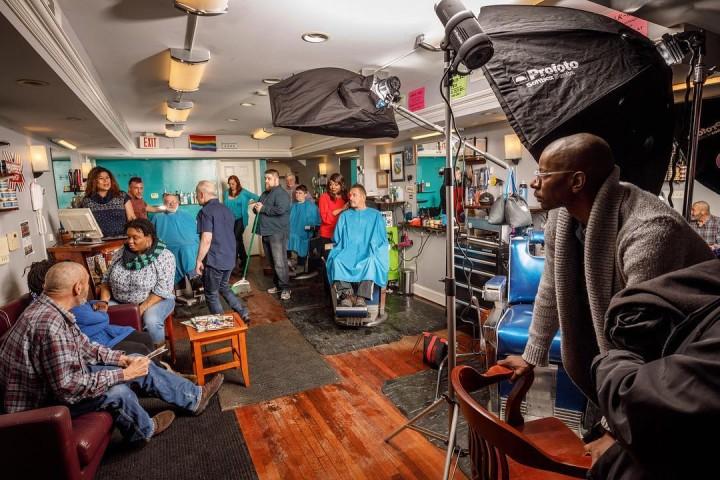 Chicago Magazine Photographer Behind The Scenes