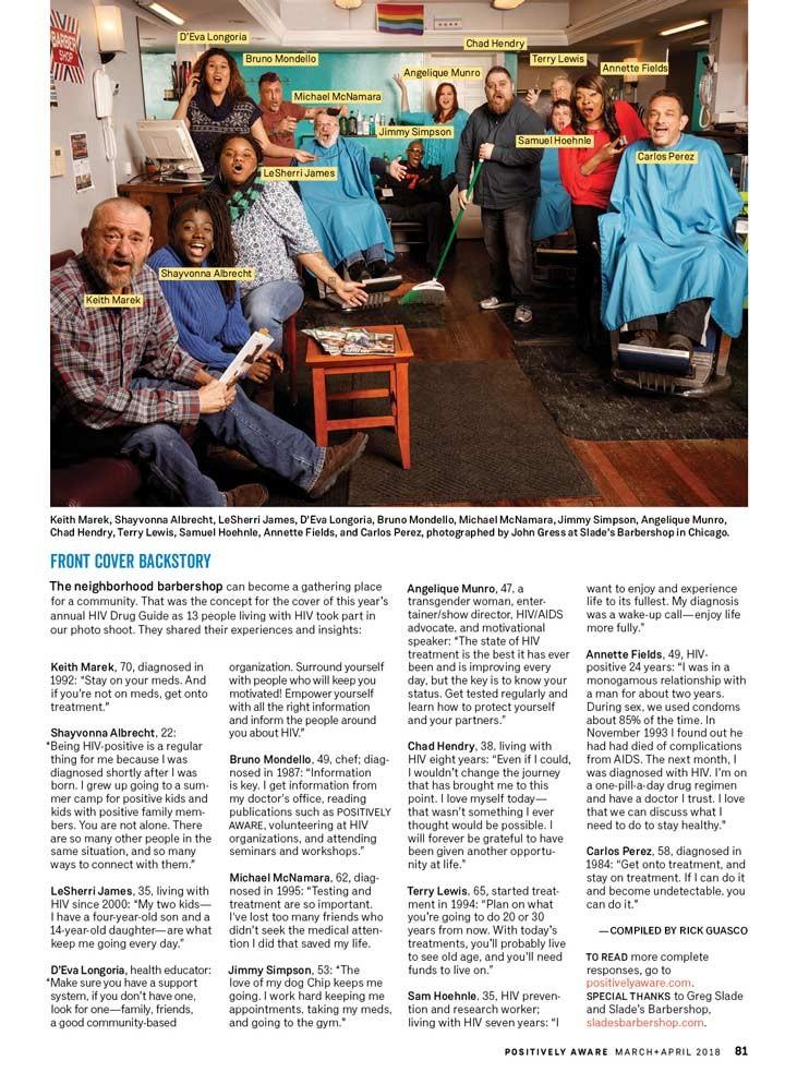 Best magazine photographers in Chicago