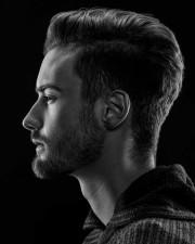Chicago Black and White portrait headshot photographer