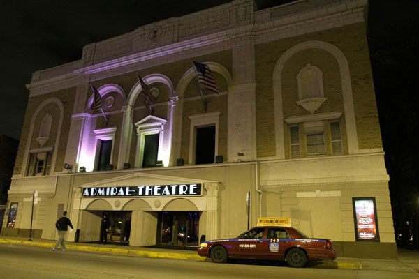 admiral theatre chicago