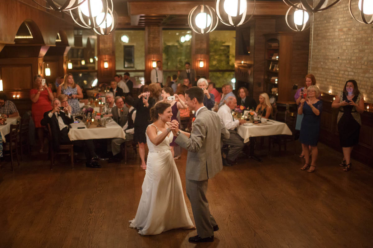 Chicago Wedding Photographers: Chicago Wedding Photography: At The Revolution Brewery