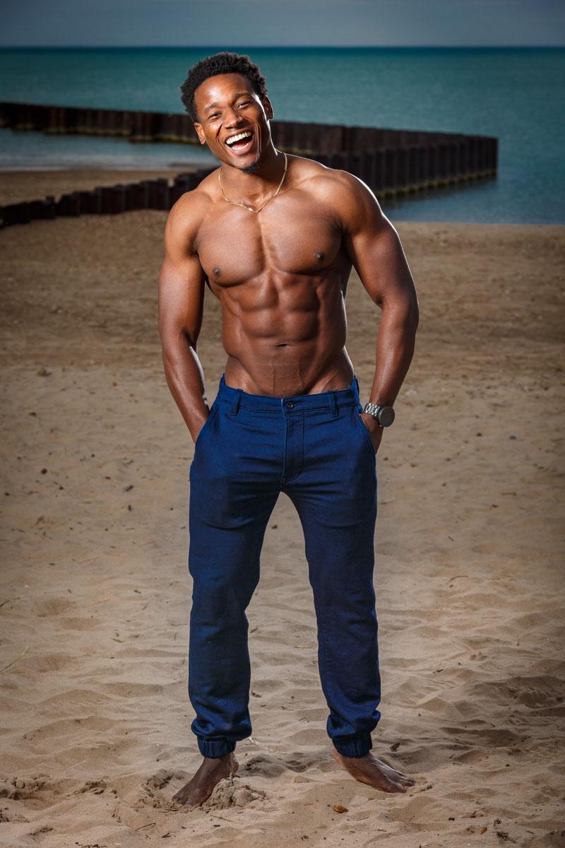 Fitness Models On Instagram Overtaking Celebrities As Role: Chicago Headshot Photographer: Fitness Models Team Abel