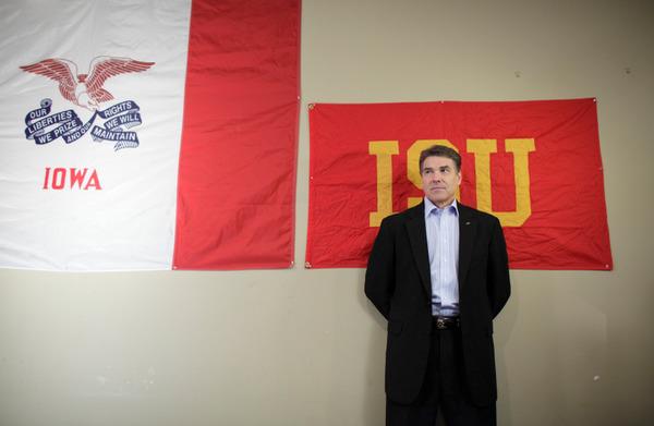 Iowa Political Photographer
