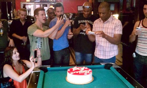 Miller64 cake