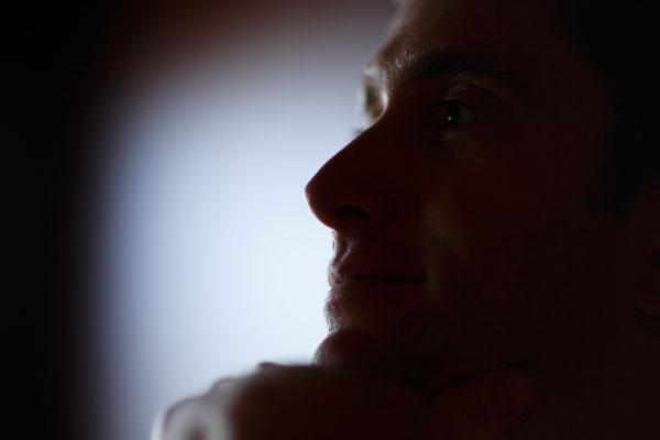 Christian Vande Velde is interviewed in his Lemont, Illinois home, January 5, 2009. John Gress / for The New York Times