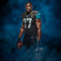 LA SPorts portrait photography NFL