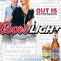 LGBT lesbian coors light ad by Chicago photographer John Gress