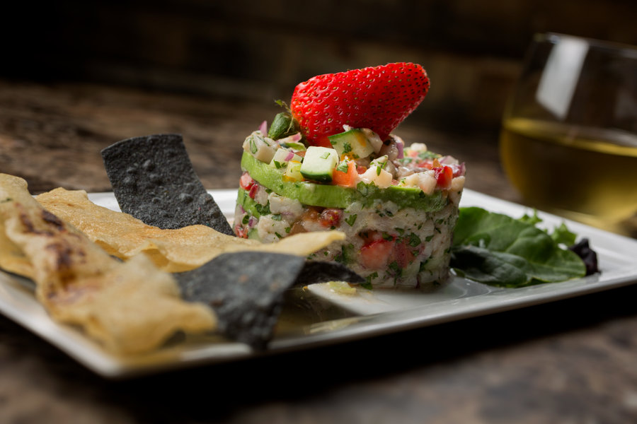 Chicago Food Photographer Ceviche