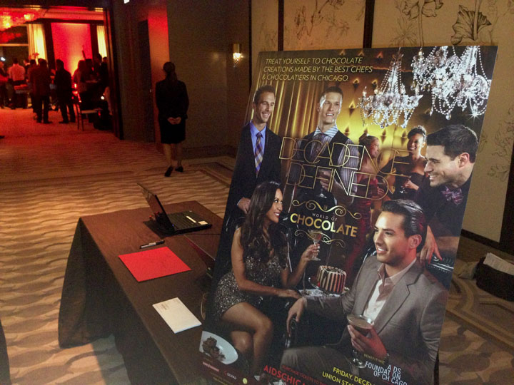 Chicago Nightlife Advertising Campaign launch party