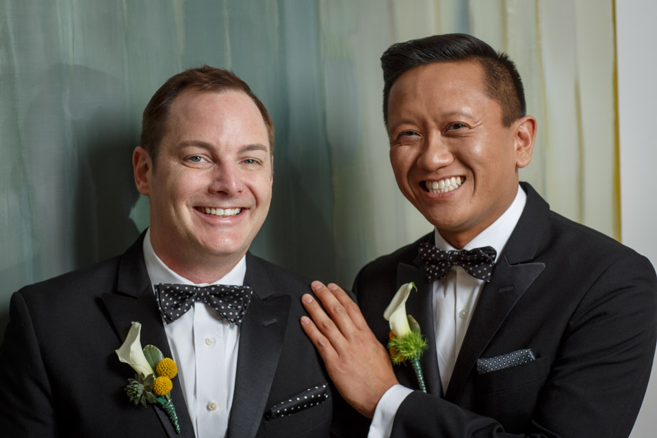 gay engagement photos by Chicago lgbt wedding photographer