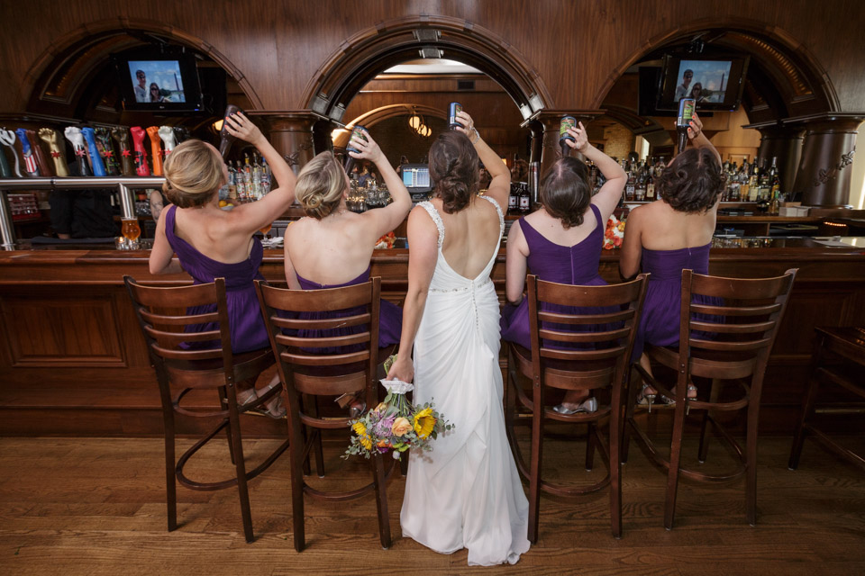 Funny Chicago Wedding Photography