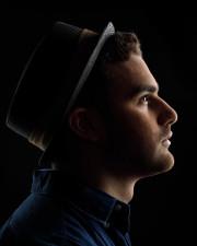 Chicago muscian headshot photographer