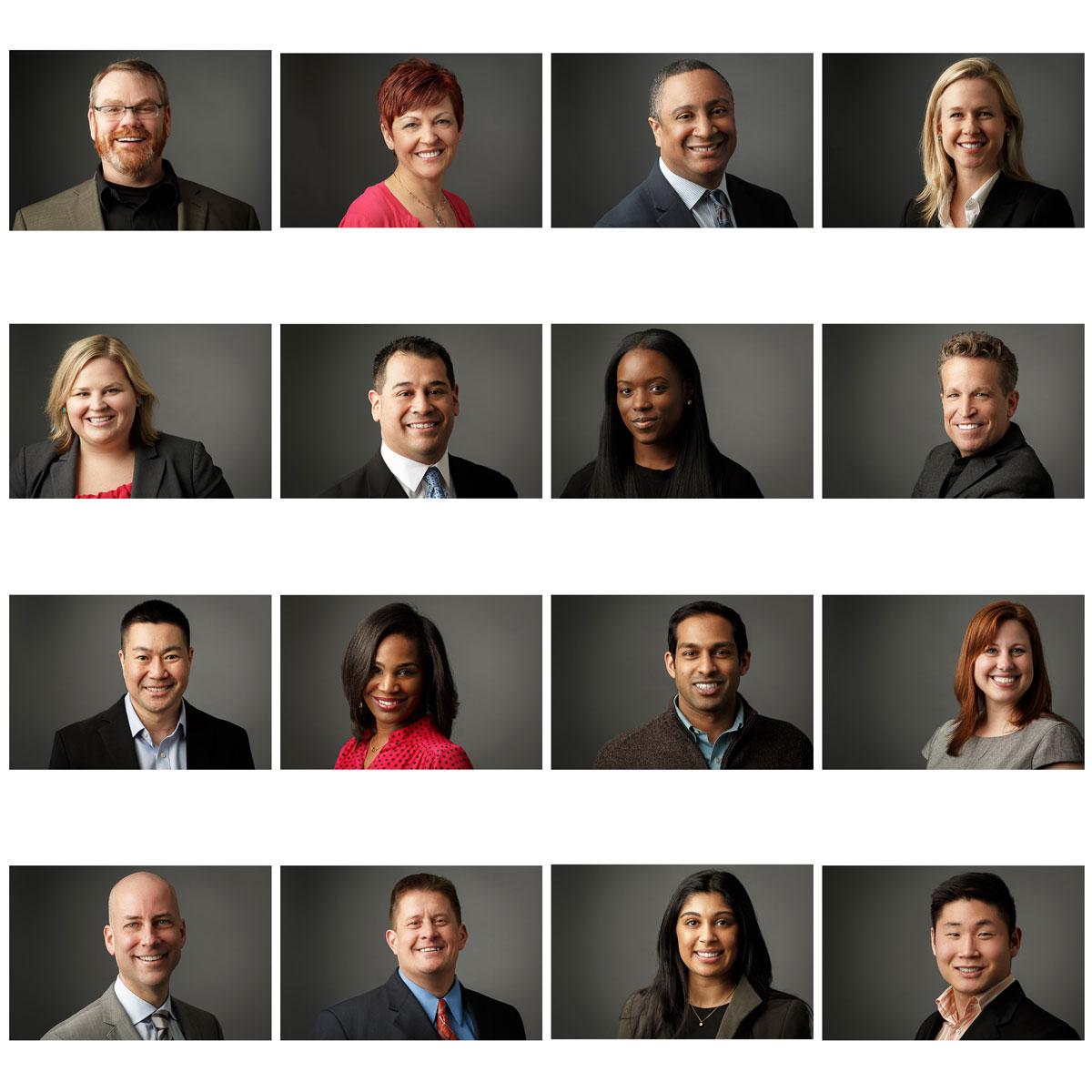 Chicago Business Headshot Photographer