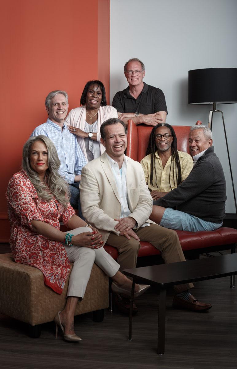 Chicago Magazine Photographer group photo