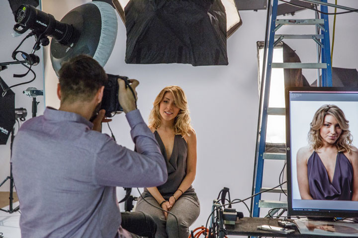 Behind-the-scenes with Chicago Beauty Photographer John Gress