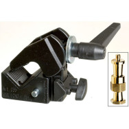 Manfrotto superclamp with standard stud