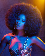 Chicago headshot photographer black models