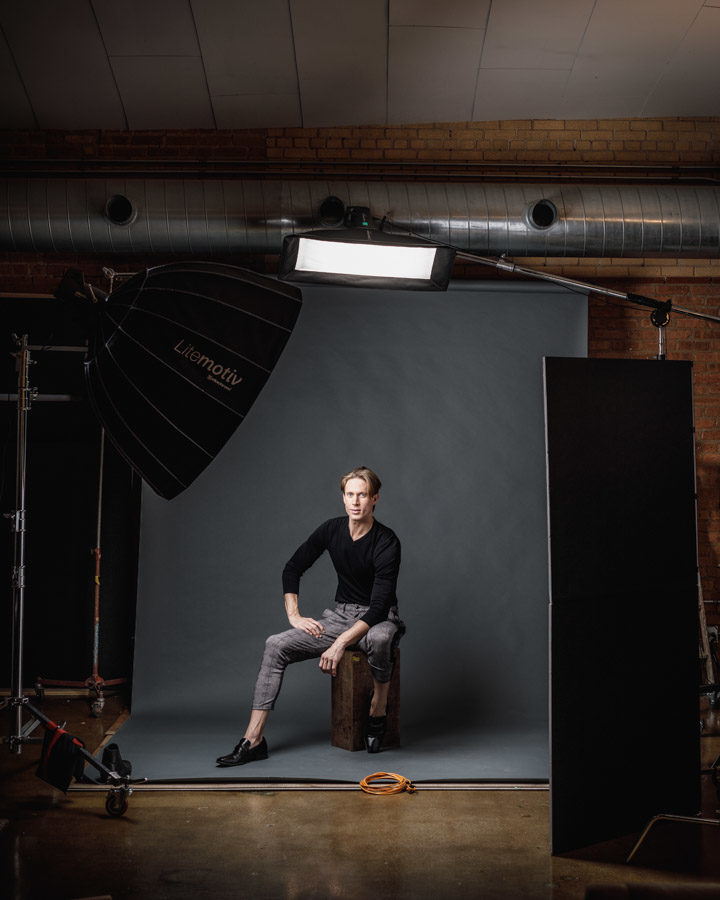 Behind the scenes with the Elinchrom ELC 500