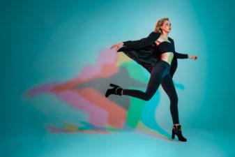 chicago lifestyle fashion photographer female model in las vegas