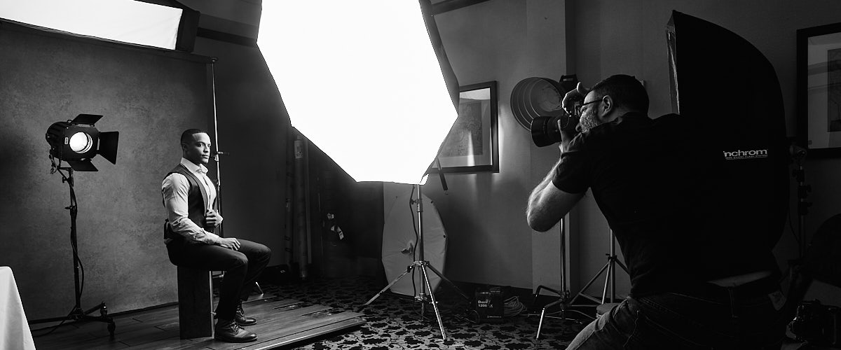 portrait lighting tutorial