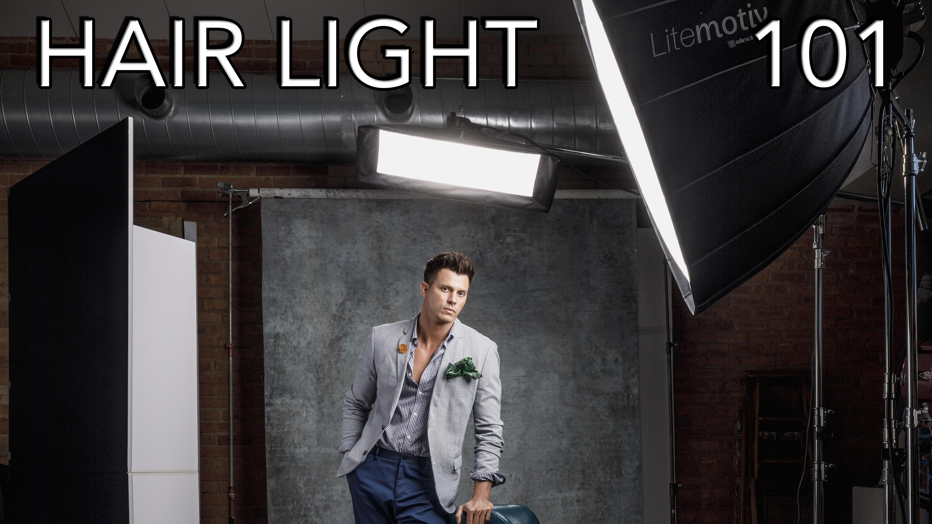 hairlight basics for photographers