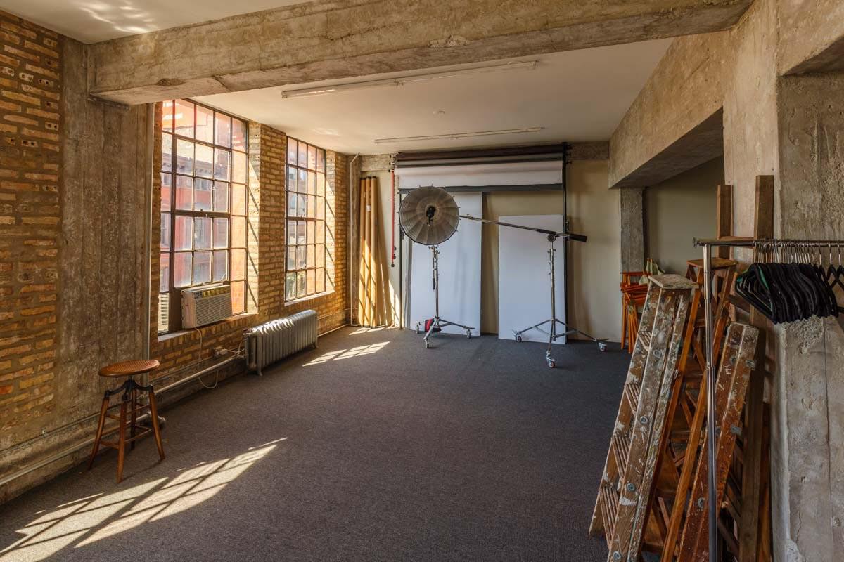 chicago hourly rental photo studio
