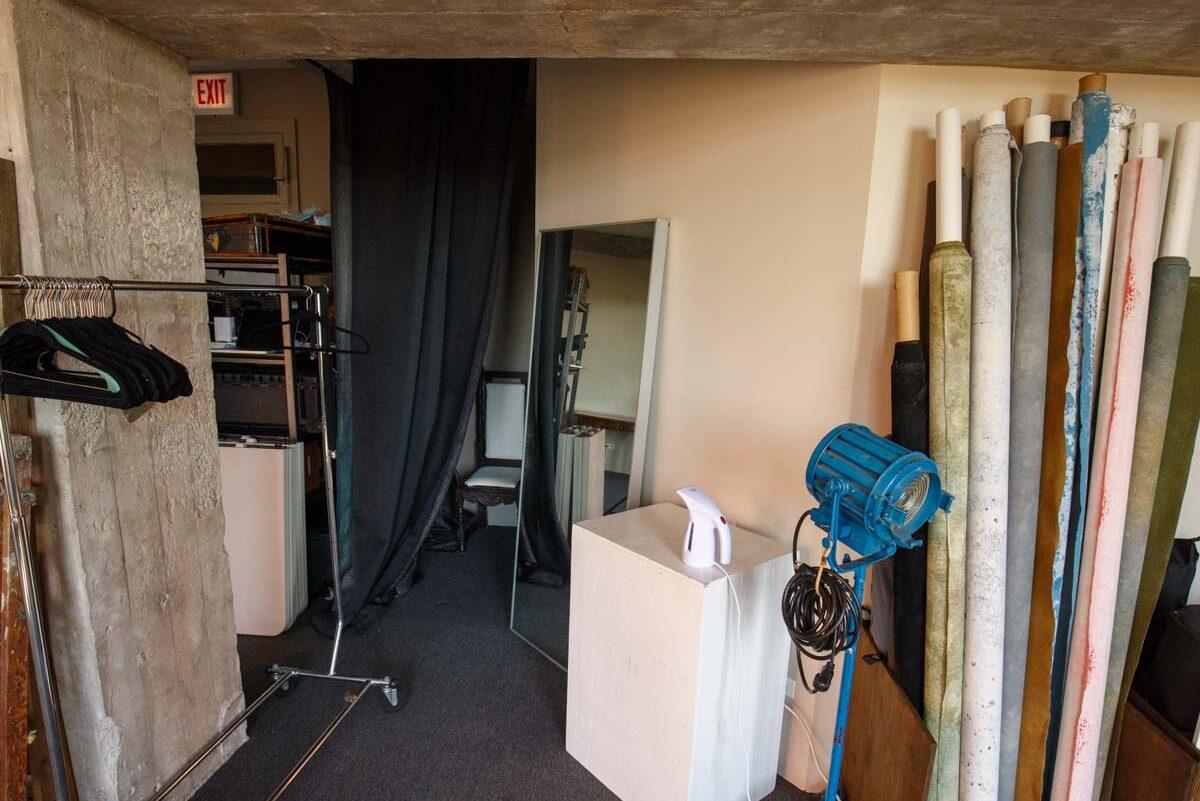 chicago portrait studio hourly rental