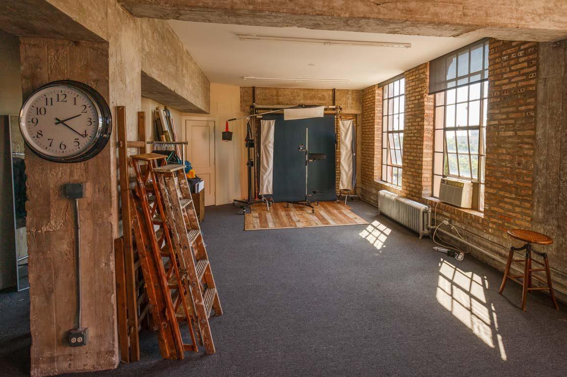 hourly rental photo studio in chicago