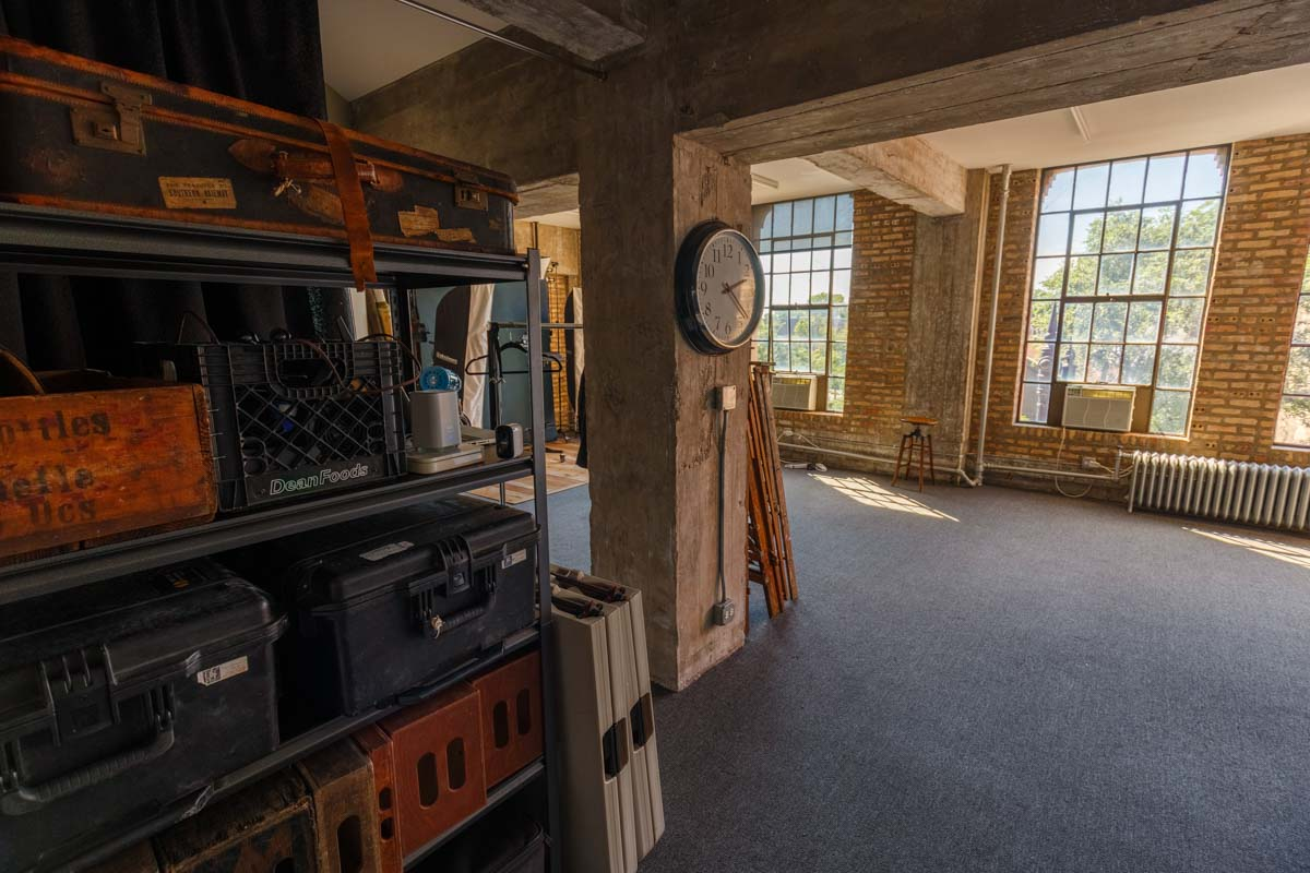 west loop rental photo studio in chicago