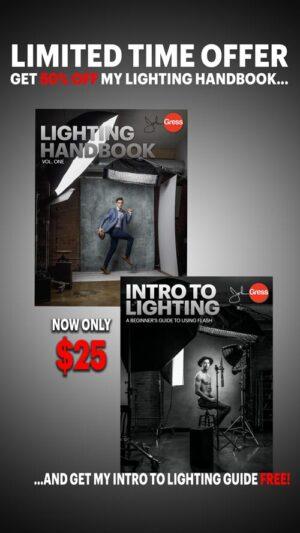 John gress Lighting hanbook cookbook rescipies studio photography intro introduction to lighting