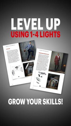 John gress Lighting hanbook cookbook rescipies studio photography